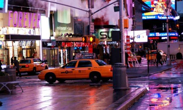 Reisebrev fra New York: del 1