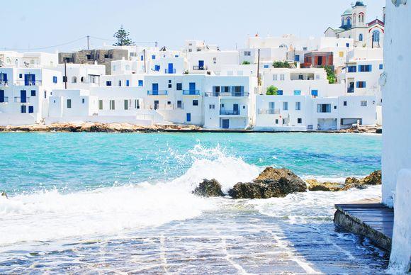 Paros – et godt utgangspunkt for øyhopping i Hellas