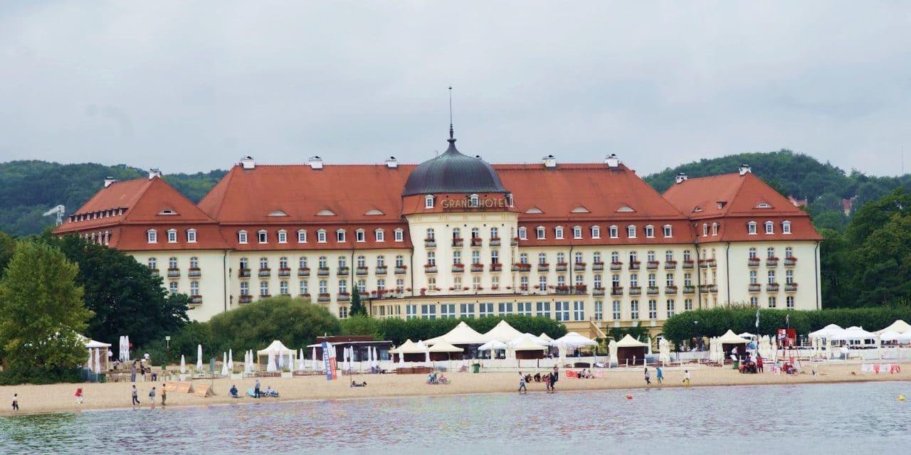 Reisebrev fra Sopot, Polen