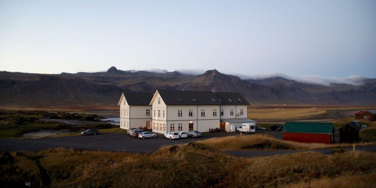 Budir Hotell – et magisk hotell i et magisk landskap