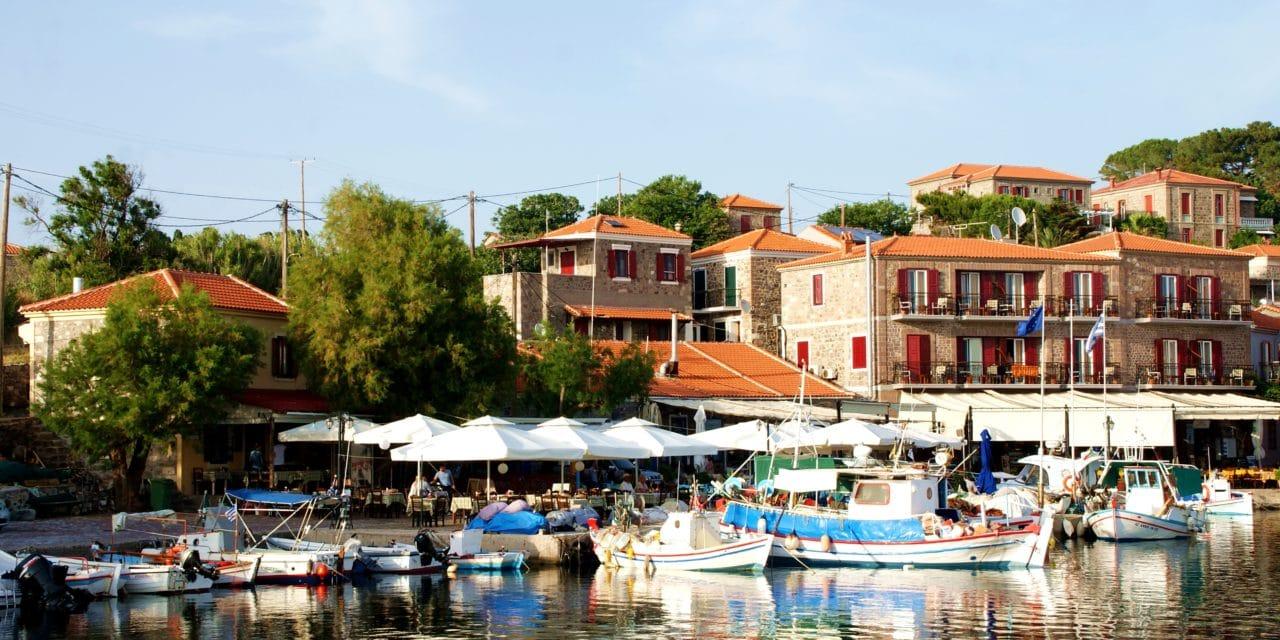 Øyhopping i Hellas i sommer?
