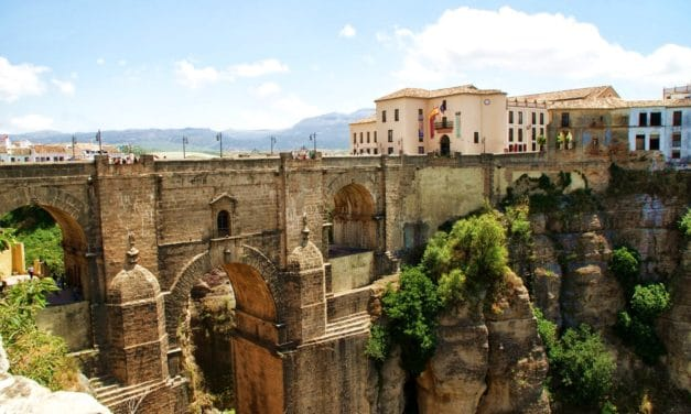 Reisebrev fra Ronda – Andalucia, Spania