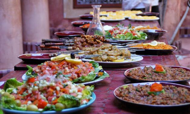 Marokkansk kokekurs i Marrakech (med oppskrifter)