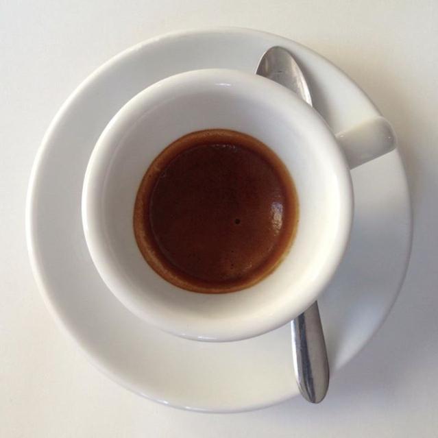Kaffe på italiensk
