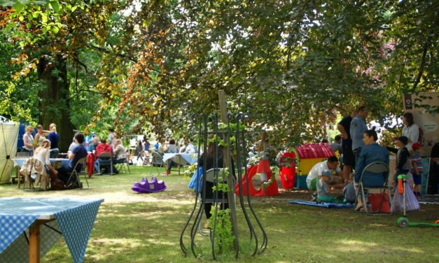Reisetips Polen – Frokost i det grønne i Sopot