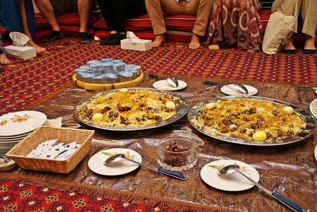 Arabisk kulturleksjon i Dubai (med video nederst)
