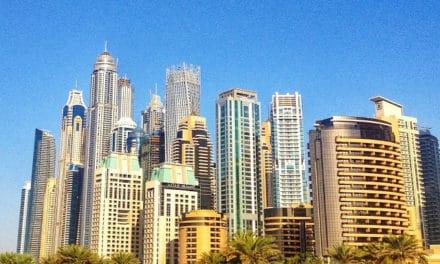 Om å drikke gull i Dubai