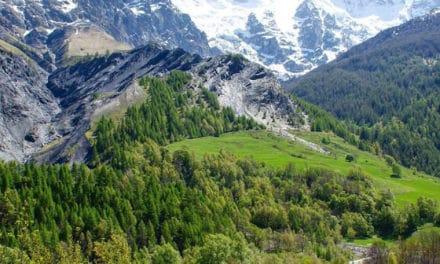 Klatring og fjellvandring i de Franske alper