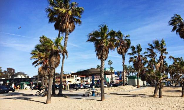 Med SAS i LA – behind the scene