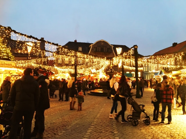 Christmas Markets in Germany: Goslar