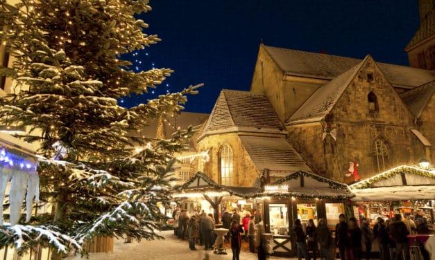 En rundreise til Tyske julemarkeder