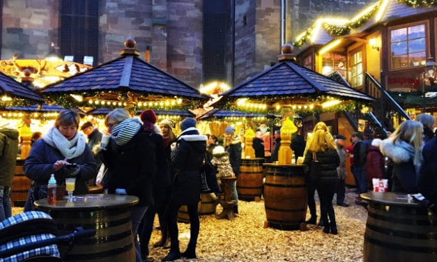 Christmas Markets in Germany: Göttingen