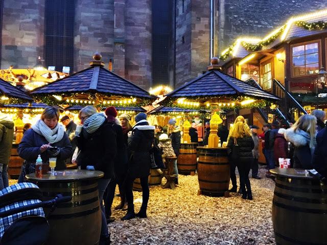 Christmas Markets in Germany: Göttingen