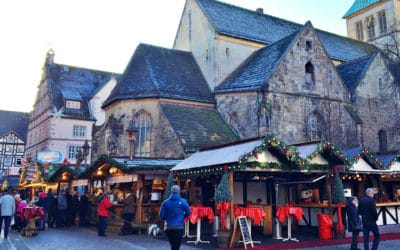 Christmas Markets in Germany: Hamelin