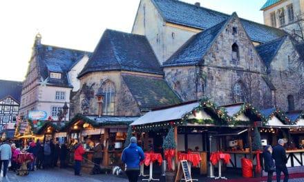 Julemarked i Tyskland: Hameln