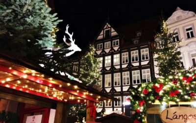 Christmas Markets in Germany: Hildesheim