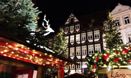 Julemarked i Tyskland: Hildesheim