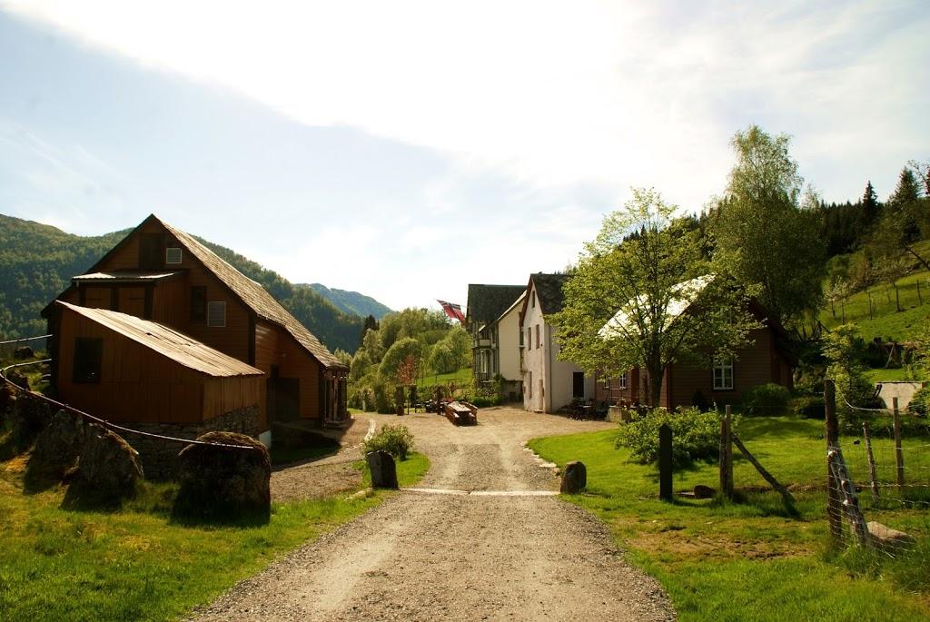Villa Åmot – en hotellperle i hjertet av fjordnorge