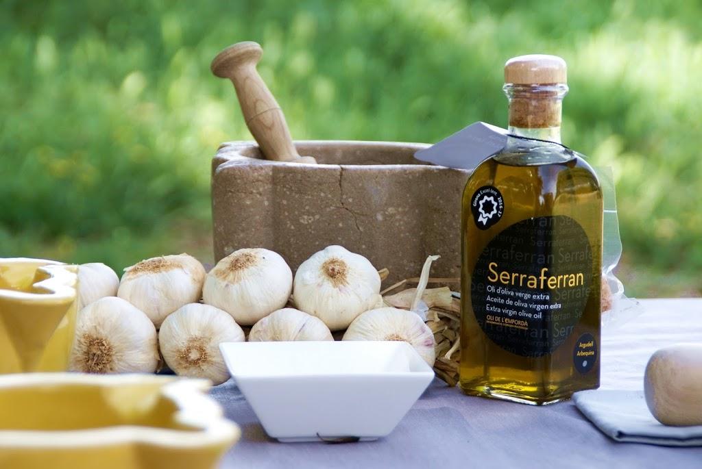Olivenlundvandring og en lang lunsj i Costa Brava