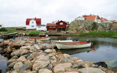 Island hopping on a budget in the West Swedish Archipelago