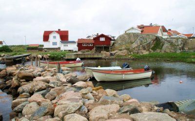 Island hopping on a budget in the West Swedish Archipelago