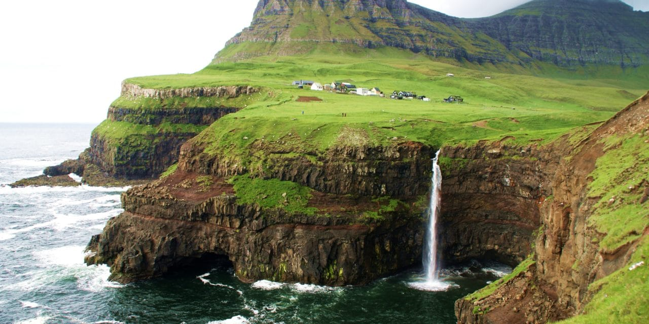 Postcard from Gasadalur – Faroe Island