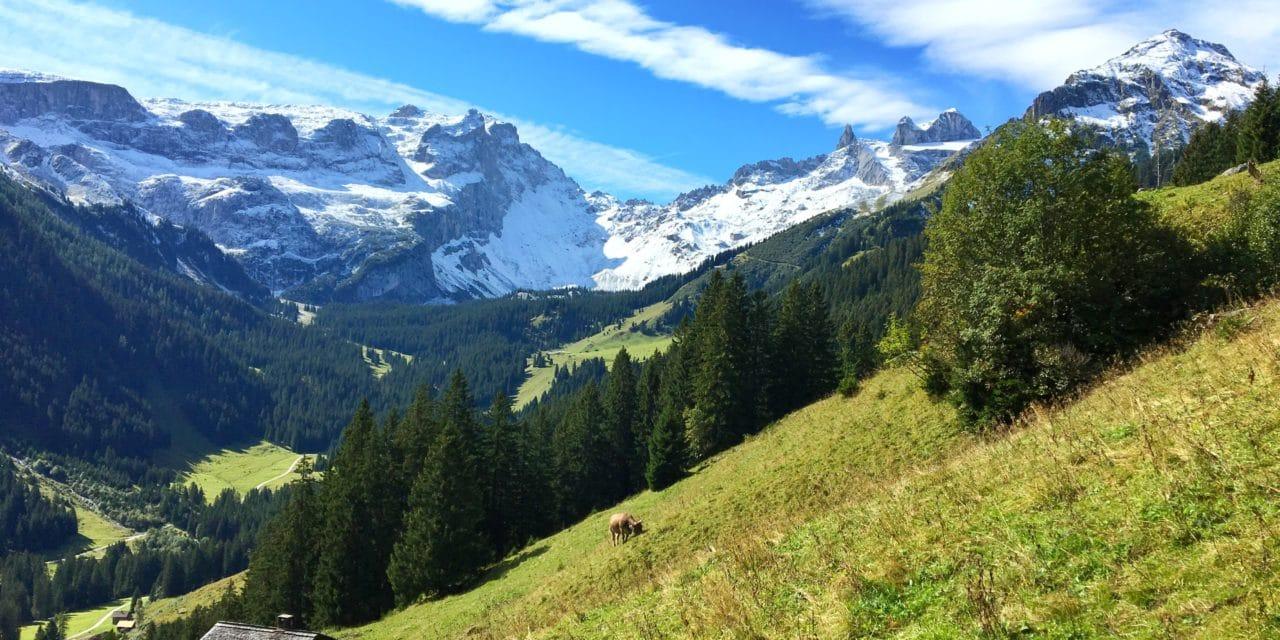Postkort fra Montafon – Østerrike