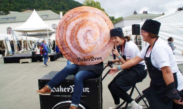 En kulinarisk helg med Bergen Matfestival