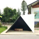 BUS:STOP Krumbach – funksjonalitet møter arkitektur og kreativitet