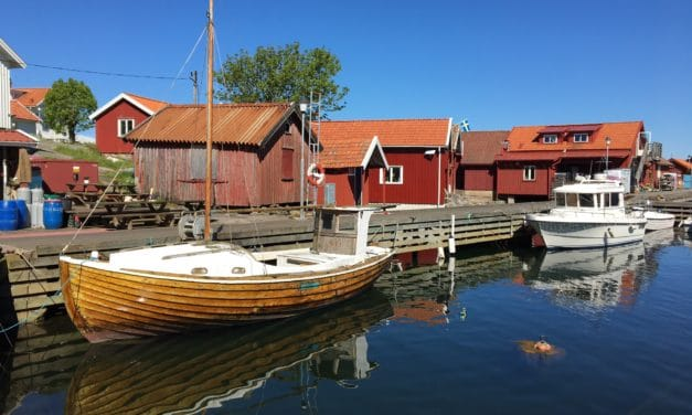 Käringön – en perle i den Svenske skjærgården