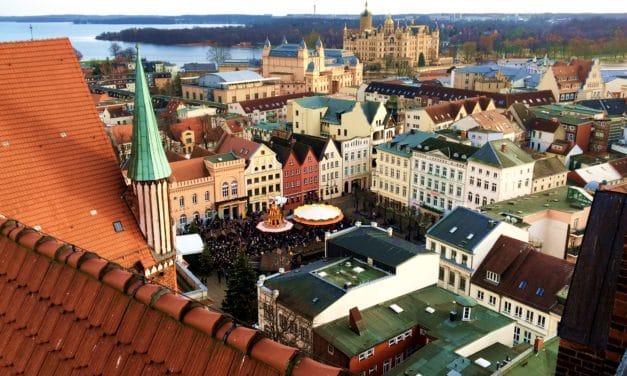 Schwerin – kultur, tradisjoner og et spøkelsesslott!