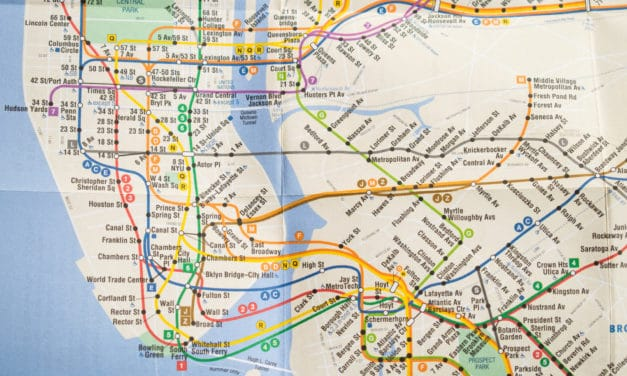 En guide til New York's Subway