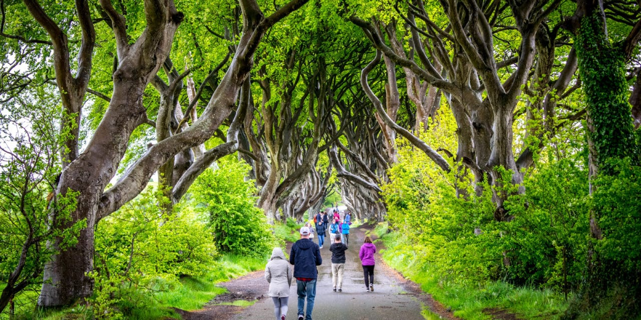 Causeway Coast for Game of Thrones fans