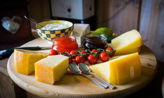 Her lages verdens beste ost!