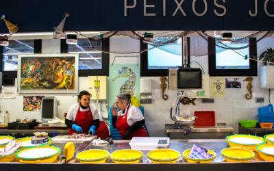 Dagligliv, matkultur og gatekunst i Palafrugell