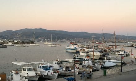 Antiparos – min greske drømmeøy!