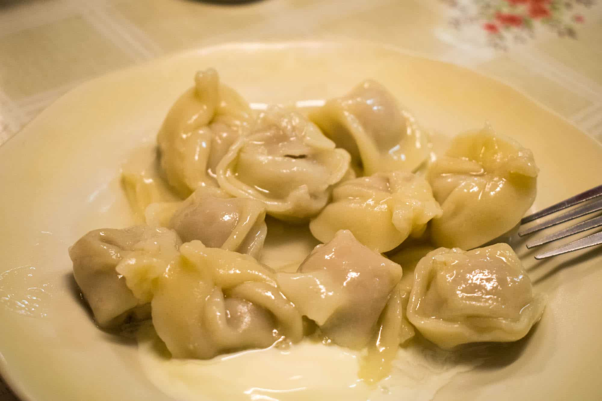 dumplings i Latvia
