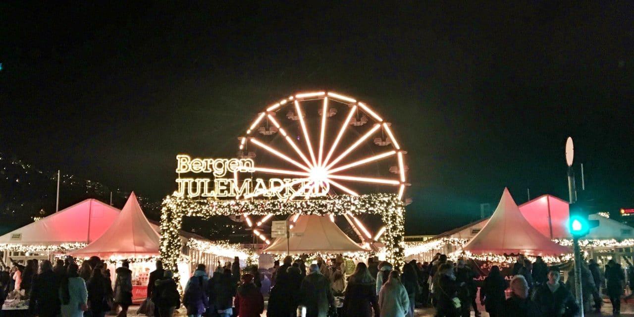 Juleaktiviteter i julebyen Bergen 2019