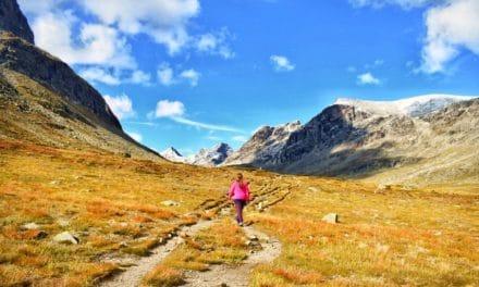 Bærekraftig feriereise i Norge på budsjett