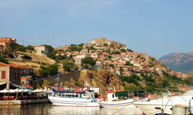 Lesvos reiseguide – reiserute og aktiviteter for å oppleve alt øyen har å by på