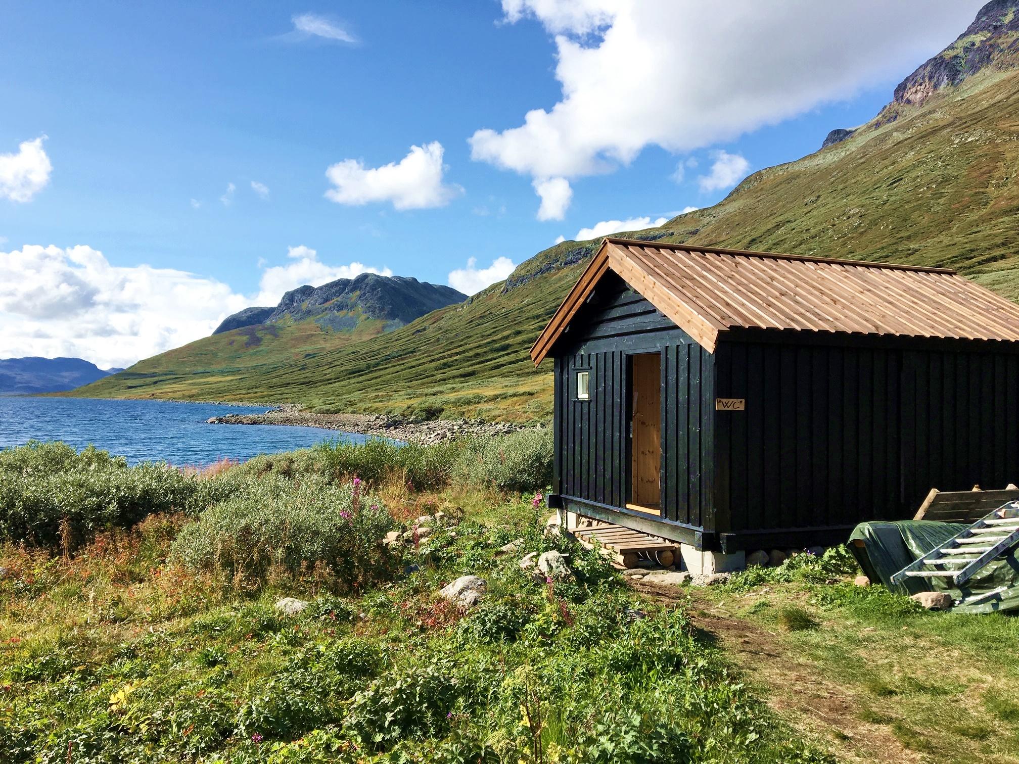 Komplett guide for å bruke DNT hytte | Let's get lost