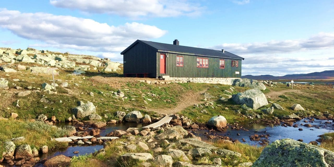Komplett guide for å bruke DNT-hytte