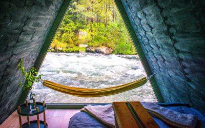 10 spennende steder for en unik overnatting på din norgesferie