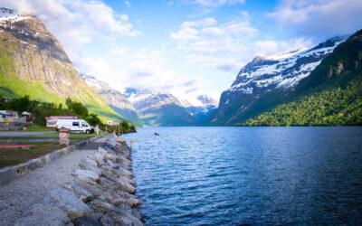 Bilferie i Norge med elbil? Skal, skal ikke?