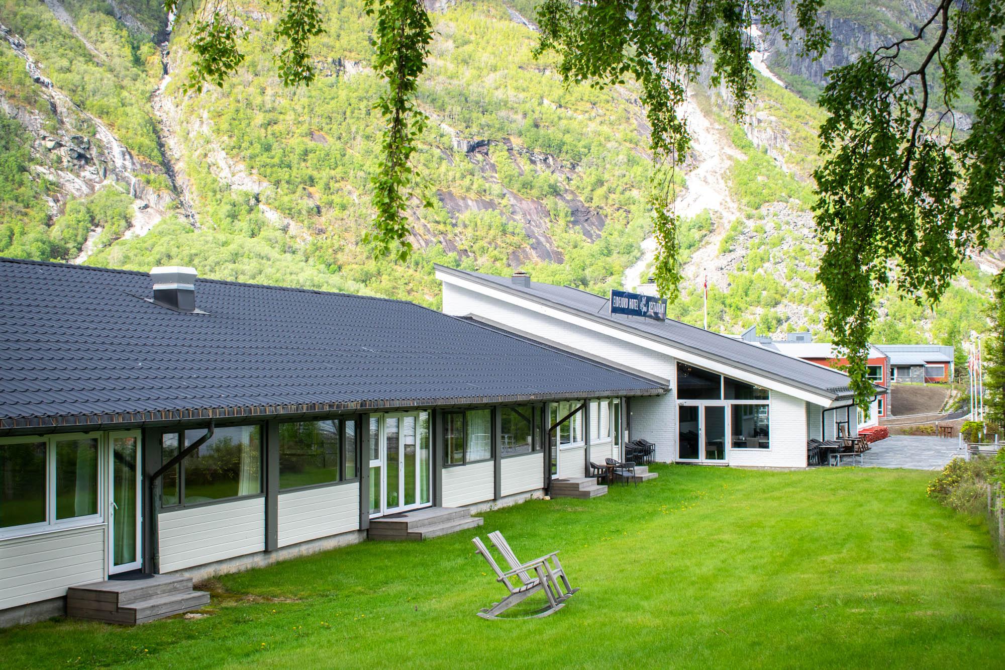 Eidfjord Fjell og Fjord Hotell
