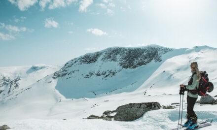 Bli med på vinterens toppturhelg i Jølster