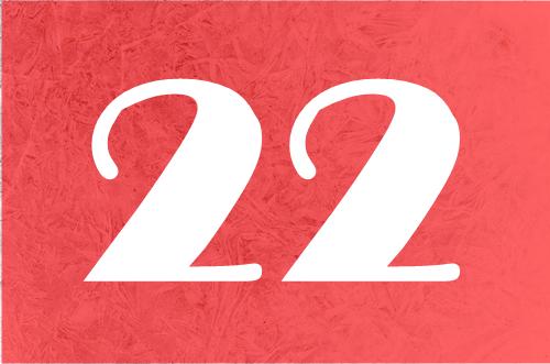 Luke 22 julekalender