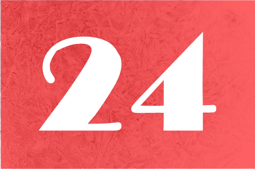 Luke 24 julekalender