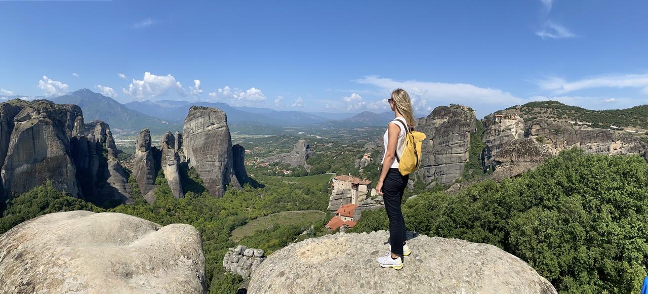 Hvordan en tur til Hellas inspirerte Torunn til å skreddersy den ultimate norgesreisen