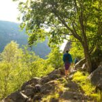 Historiske vandreruter i Norge